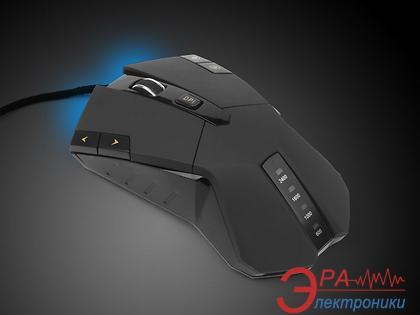 Игровая мышь Flyper Deluxe FDG-800 USB Black