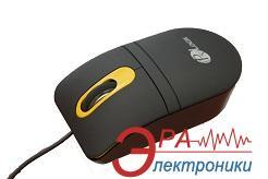 Мышь PrologiX PSM-02 USB Black\Yellow