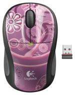 ���� Logitech M305 Current Wireless (910-002188) Plum