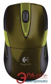 Мышь Logitech M525 WL (910-002604) Green