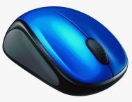 Мышь Logitech M235 Wireless Steel Blue (910-002423)