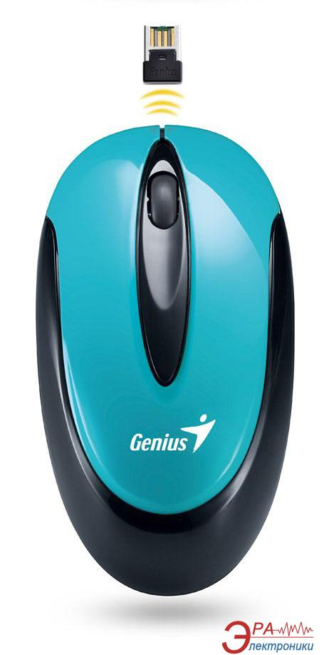 Мышь Genius Traveler 6010 WL (31030055102) Blue