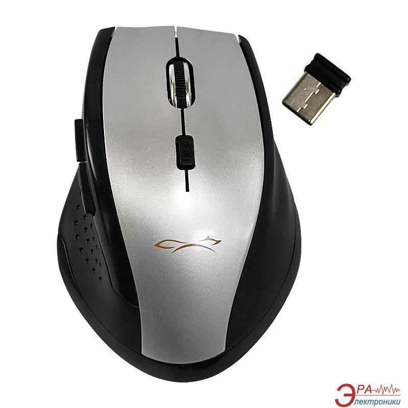 Мышь LogicFox LP-MS 017 Black\Silver