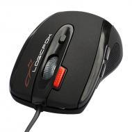Игровая мышь LogicFox GM-026 Black