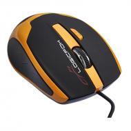Игровая мышь LogicFox GM-028 Black\Orange