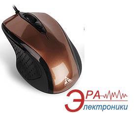Мышь Golden Field M012G USB Brown