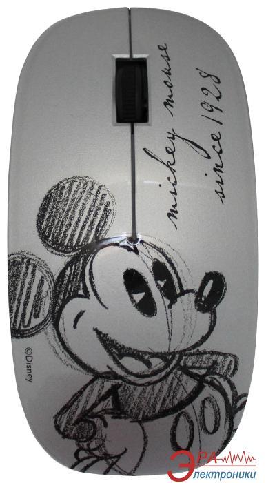 Мышь Cirkuit Planet Disney Mickey Mouse Classic (DSY-MO152) Grey