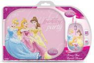 Комплект (мышь+коврик) Cirkuit Planet Mouse + Mouse Pad Disney Princess (DSY-TP2002) Pink