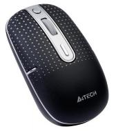 Мышь A4 Tech G9-557FX USB Star (A4-G9-557FX -1) Black\Silver