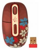 Мышь A4 Tech G-Cube G7F-10F Wireless Fall Red