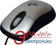 Мышь Codegen MO-035C9 USB (MO-035-C9) Silver\Black