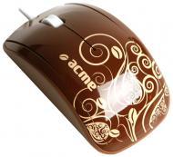 �������� (����+������) Acme MN07 USB Coffee + ������ (4770070866931) Brown