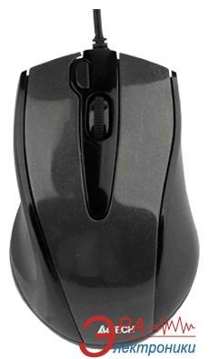Мышь A4 Tech N-500F-2 Black