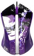 Мышь A4 Tech G-Cube GLPS-310V V-Track Paint Splash Violet