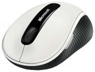 Мышь Microsoft Wireless Mobile BlueTrack 4000 Dove White Ravel Ret (D5D-00117)