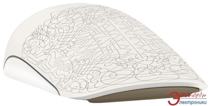 Мышь Microsoft Touch WL Artist Cheuk Ret (3KJ-00015) White