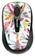 Мышь Microsoft 3500 Wireless Mobile Mouse Artist Kirra Jamison (GMF-00156)