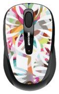 Мышь Microsoft 3500 Wireless Mobile Mouse Artist Kirra Jamison (GMF-00156)