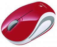 Мышь Logitech M187 Wireless Mini (910-002737) Red