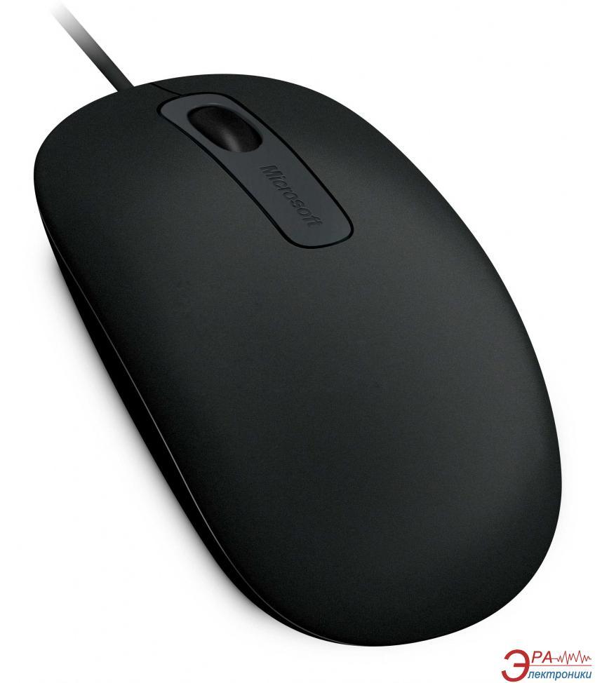 Мышь Microsoft Optical 100 USB Ret (4JJ-00003) Black