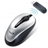 Мышь Genius (31030016101) Traveler 620 Laser Black\Silver