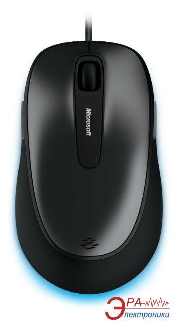 Мышь Microsoft Comfort Mouse 4500 (4EH-00002) Black