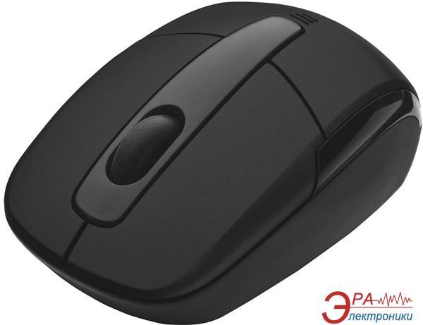 Мышь Trust Eqido Wireless Mini Mouse (16343) Black