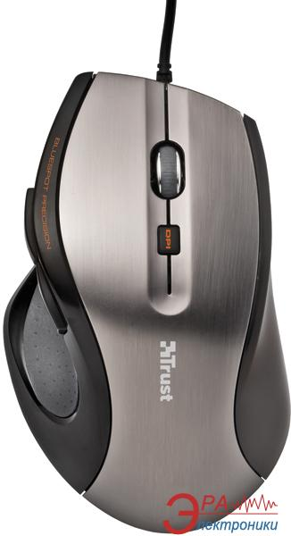 Мышь Trust MaxTrack Mouse BlueSpot (17178) Grey