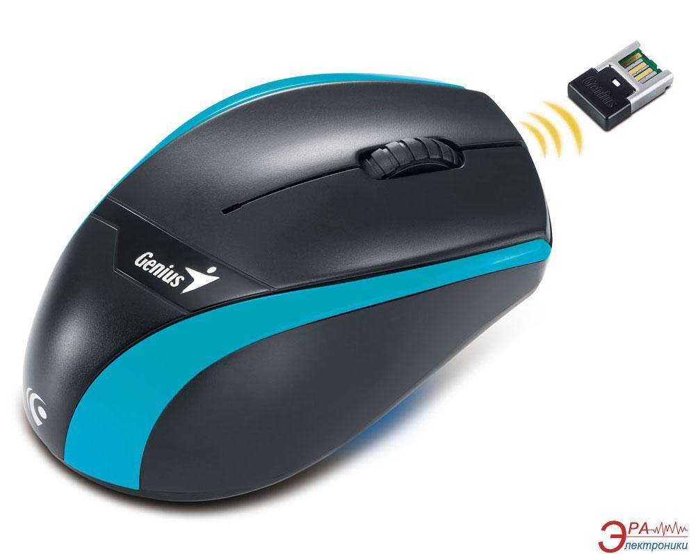 Мышь Genius DX-7010 BlueEye Wireless (31030074104) Black\Blue