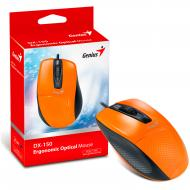 Мышь Genius DX-150 G5 USB (31010010102) Orange