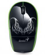 Мышь Genius Traveler 9000 WL Tattoo (31030081101) Green