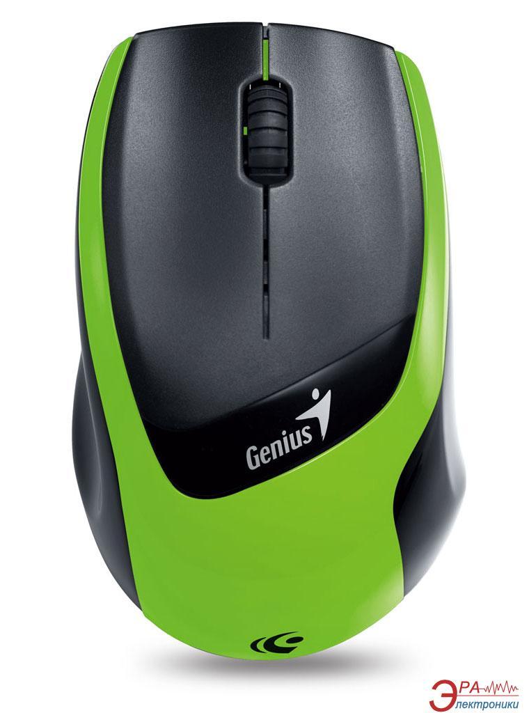 Мышь Genius DX-7020 (31030075106) Black\Green