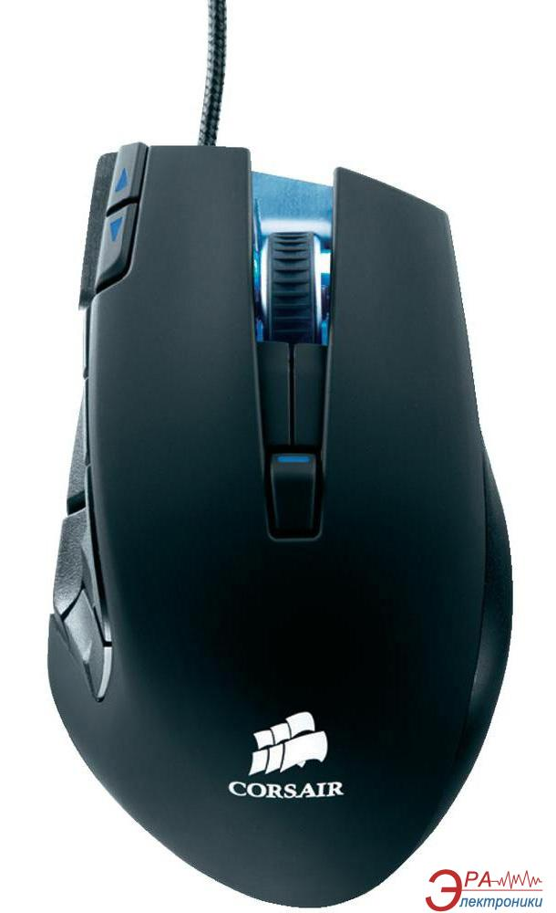Игровая мышь Corsair Vengeance M90 MMO Laser (CH-9000002-EU) Black
