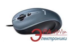 Мышь Genius Ergo 500 USB (31010160101) Blue