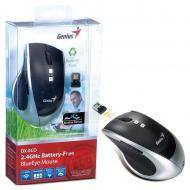 Мышь Genius DX-ECO BlueEye Wireless (31030058101) Silver\Black