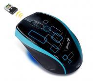 Мышь Genius DX-7010 Tattoo WL (31030074107) Black\Blue
