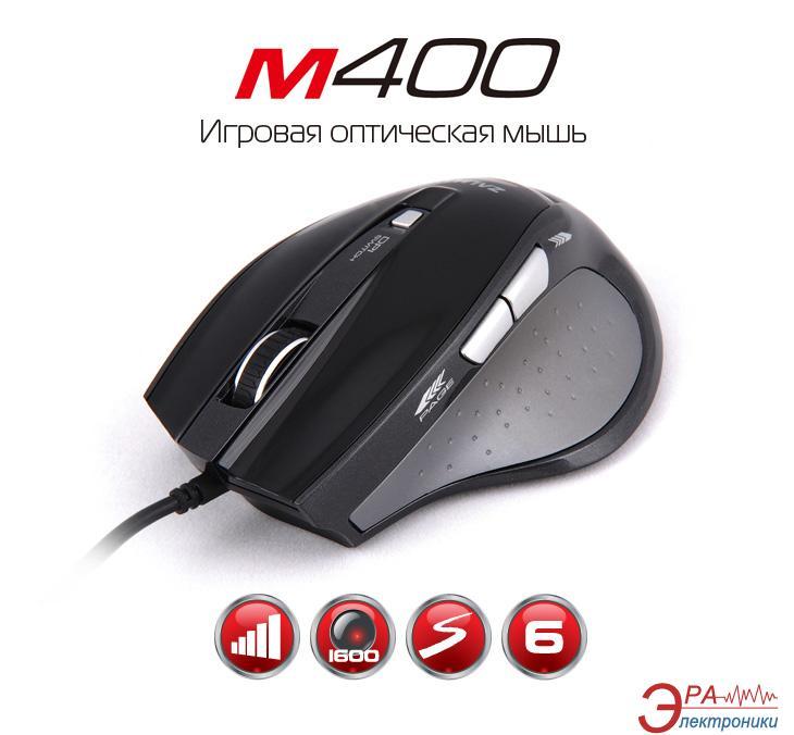 Игровая мышь Zalman ZM-M400 Black\Grey