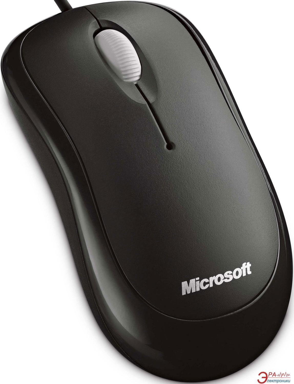 Мышь Microsoft Basic Optical (4YH-00007) Black