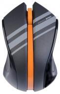Мышь A4 Tech G7-310D-3 Wireless Holeless Black\Orange