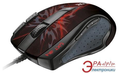 Игровая мышь Trust GXT 34 Laser Gaming (18249) Black\Red