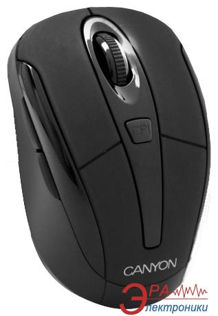Мышь Canyon CNF-MSOW01B Black