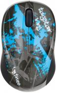 Мышь Trust Vivy Wireless Mini Mouse Graffiti (18246) Blue