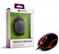 Мышь Canyon CNR-MSO05NO Black\Orange
