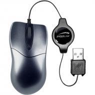 Мышь Speed Link PICA Flexcable Micro (SL-6164-SGY) Silver