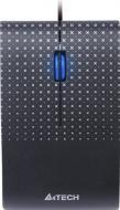 Мышь A4 Tech D-120-1 USB Holeless Black