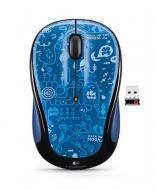 ���� Logitech M325 WL Smile (910-003268) Blue