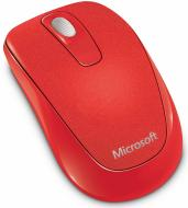 ���� Microsoft Wireless Mobile Mouse 1000 (2CF-00040) Red