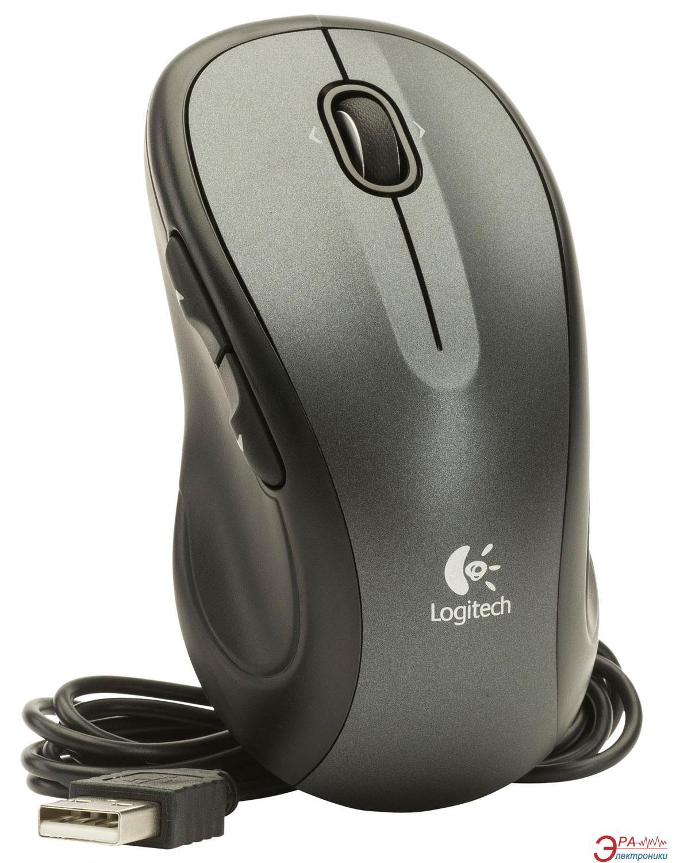 Мышь Logitech M318e Corded (910-003410) Black