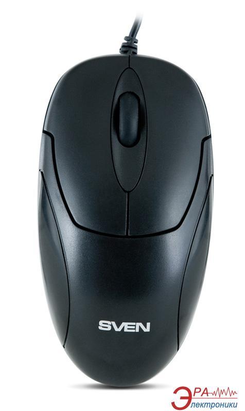 Мышь SVEN RX-111 (USB) Black
