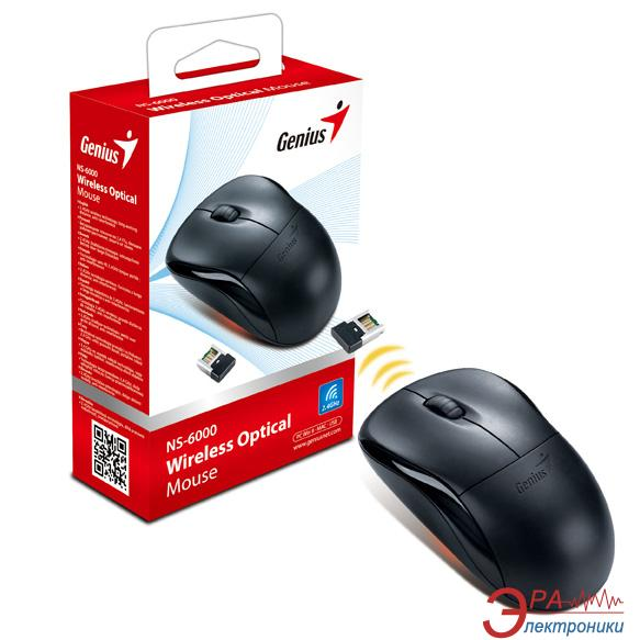 Мышь Genius NS-6000 (31030089101) Black